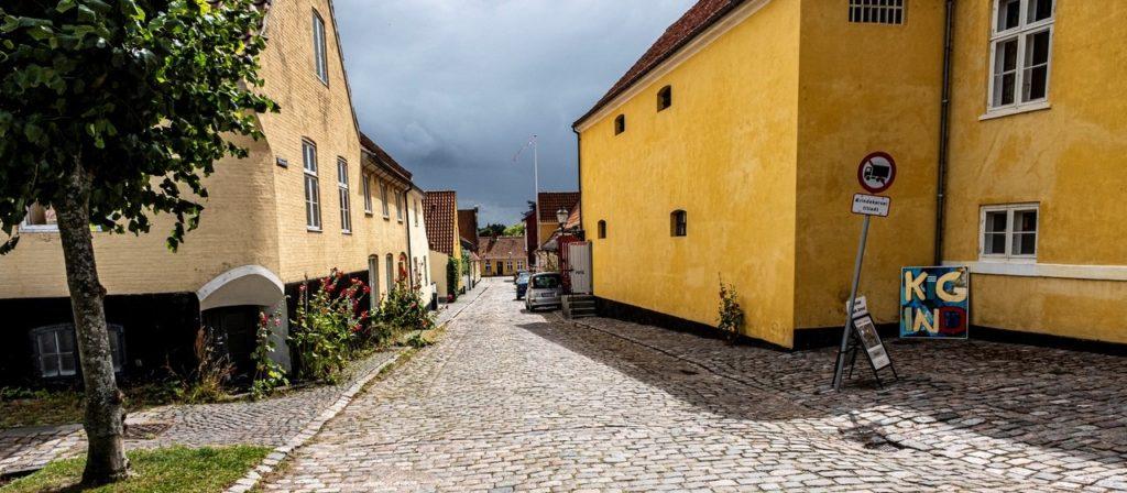 Gyldne Dage i Præstø i 1800-tallet