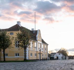 Rådhuset i Præstø. © Niels Dentrup